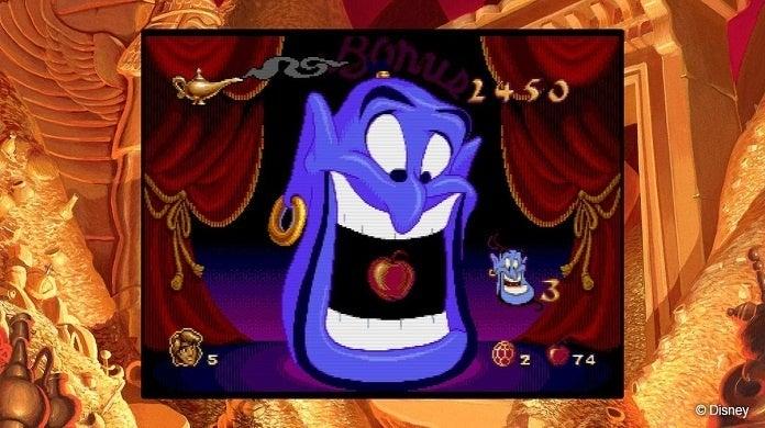 Disney Classic Games Aladdin