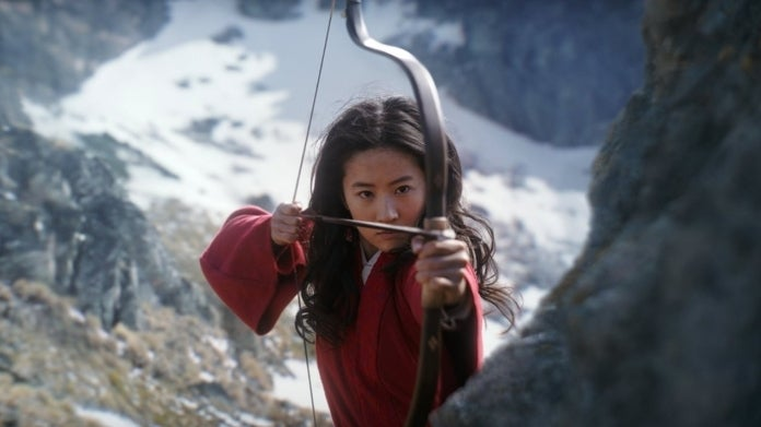 Disney Mulan live-action 2020