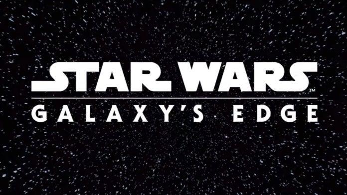 Disney Star Wars Galaxys Edge logo