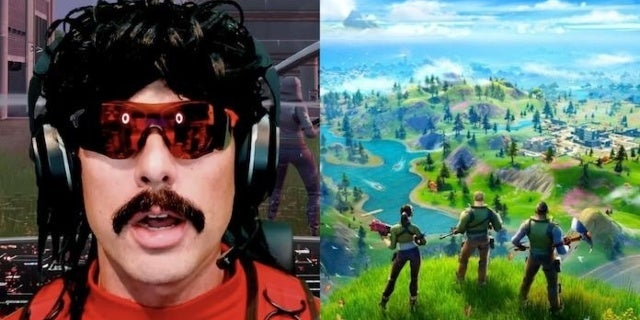 Dr Disrespect Says Fortnite Is About to Die and Reveals Why He's Happy About It
