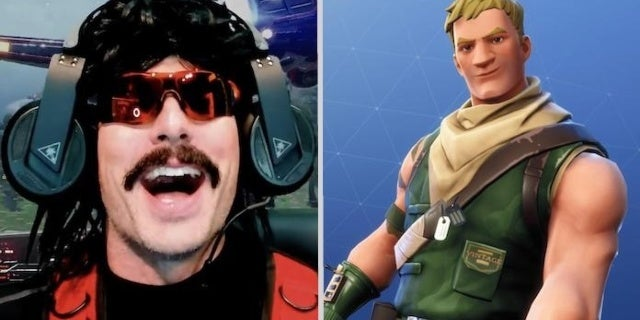 "Fortnite and Its ""10 Year Old Cheeto-Eating"" Players Are Causing Dr Disrespect to Lose His Mind"