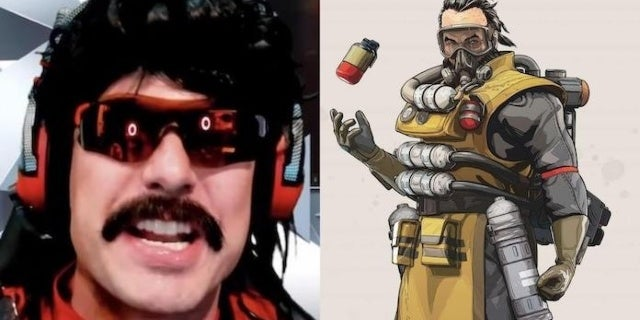 "Dr Disrespect Rages at Apex Legends for Handholding ""Sheep"" Gamers"