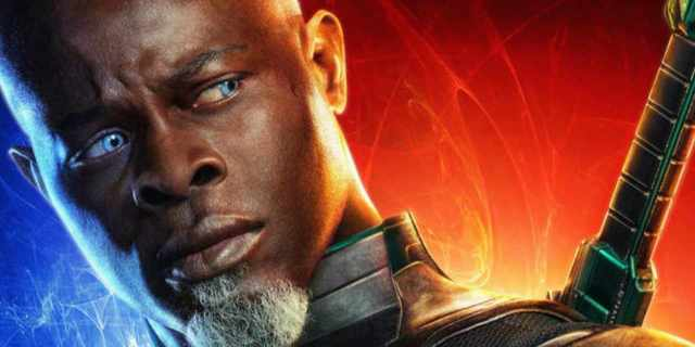 Djimon Hounsou Explains Why He Thinks Fans Love Comic Book Movies