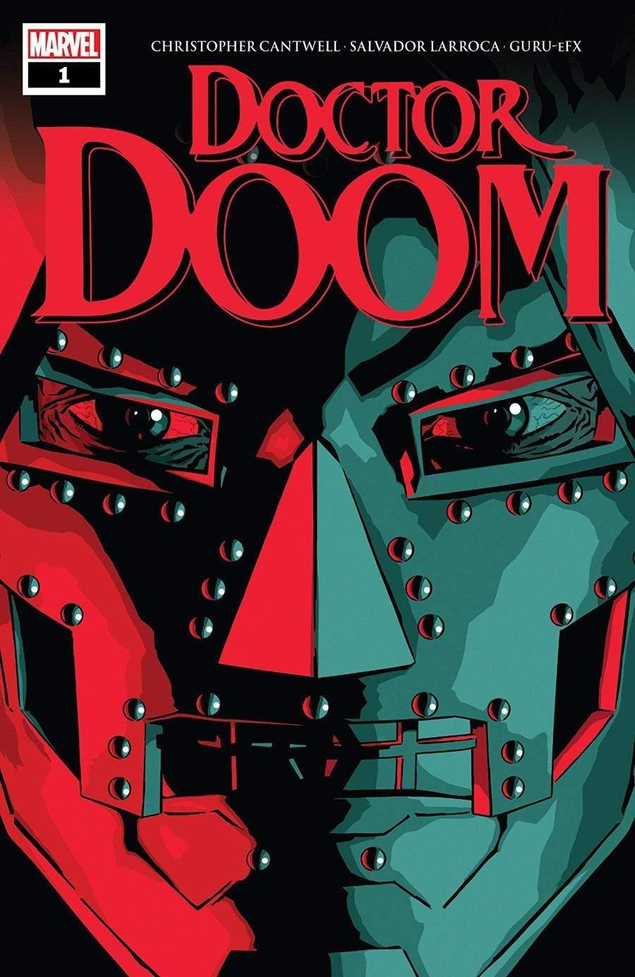 Doctor Doom #1