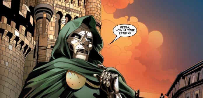 Doctor Doom #1 Review - Castle