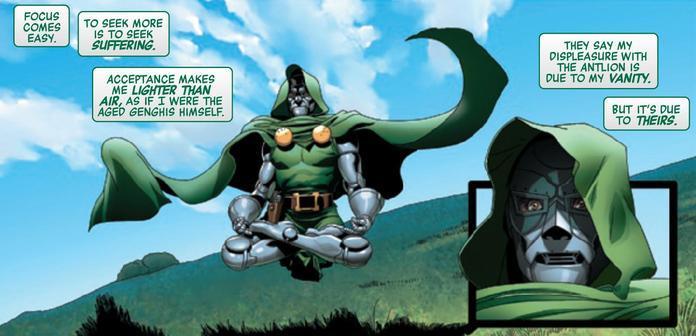 Doctor Doom #1 Review - Meditation