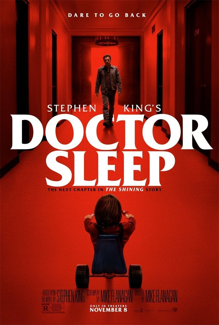 doctor sleep poster the shining ewan mcgregor