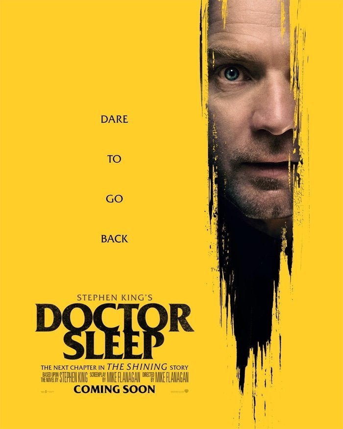 doctor sleep poster the shining ewan mcgregor 2
