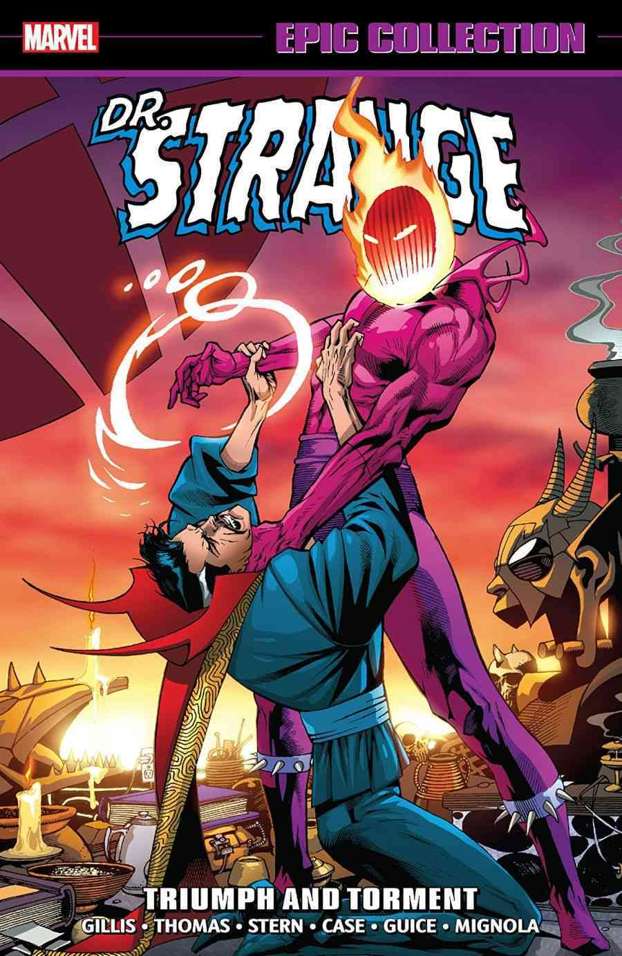 Doctor Strange Epic Collection Triumph and Torment