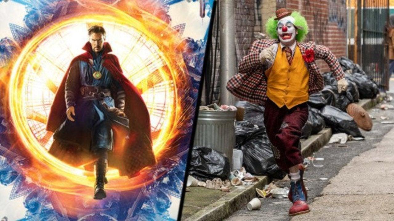 Joker Surpasses Doctor Strange at the Domestic Box Office