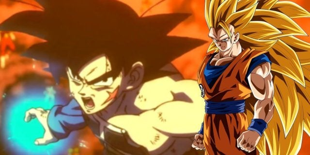 Dragon Ball Artwork Imagines Bardock's Super Saiyan 3 Form