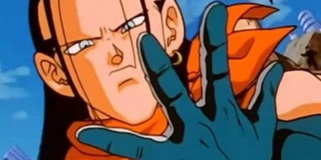 Dragon Ball Fan Suits Up for Halloween with Super Android 17