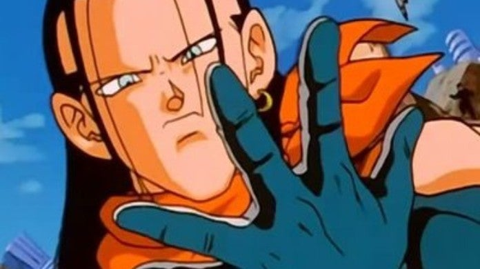 Dragon Ball GT Super Android 17