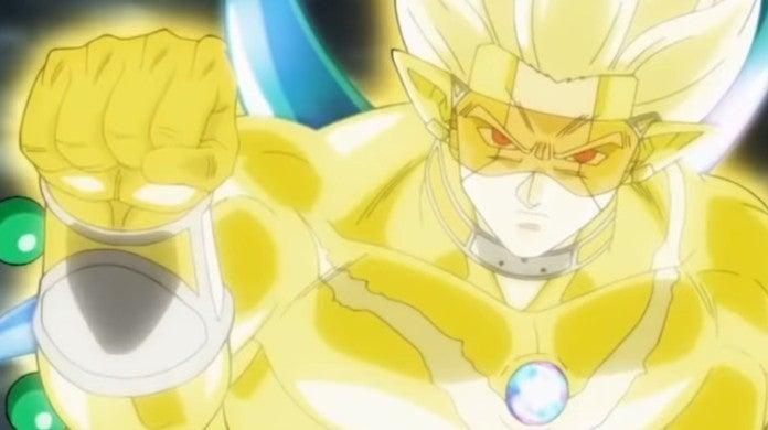 Dragon Ball Heroes Episode 16 Hearts Godslayer