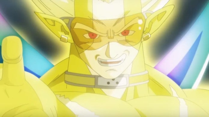 Dragon Ball Heroes Episode 17 Hearts