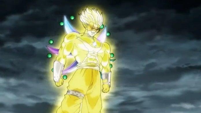 dragon ball heroes Hearts Godslayer Form Powers