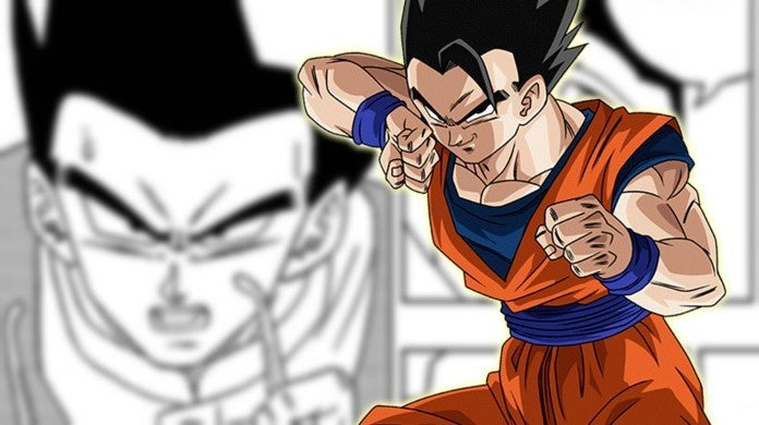 Dragon Ball Super Chapter 53 Gohan