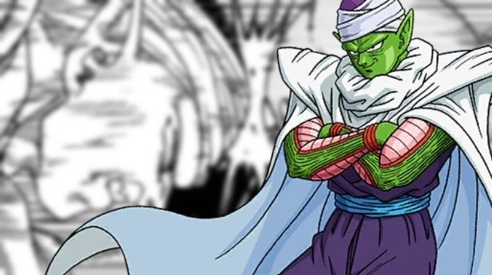Dragon Ball Super Chapter 53 Piccolo