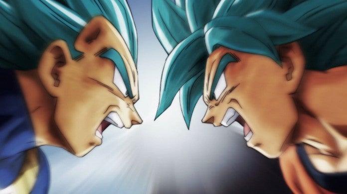 Dragon Ball Super Episode 131 Goku Vegeta