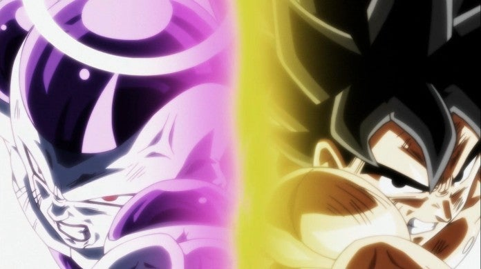 Dragon Ball Super Finale Episode 131 Goku Freeza