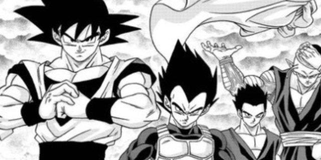 Dragon Ball Super Artist's Early Artwork of Goku Resurfaces