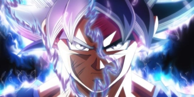 Goku Dragon Ball Must Evolve With Goku's Ultra Instinct Mastery [Working  Title] - SimpleNews