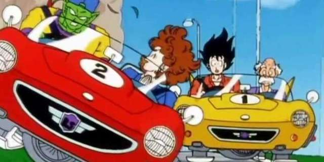 Dragon Ball Z Fan Honors First Car with Classy Easter Egg