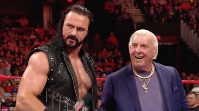 Drew-McIntyre-Ric-Flair-WWE-Raw