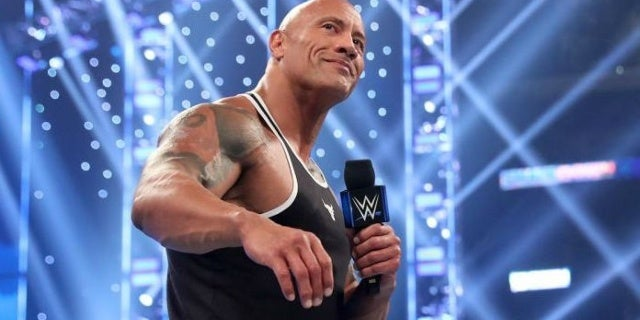 The Rock Shares First Teaser For His Upcoming Event Athleticon
