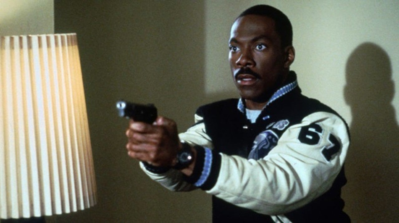 Netflix Teaming With Paramount and Eddie Murphy for New Beverly Hills Cop Movie