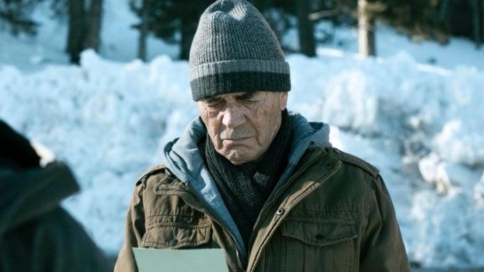 El Camino Breaking Bad Movie Robert Forster