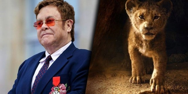 Elton John Hugely Disappointed With Lion King Remake