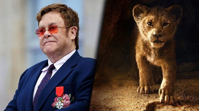 elton john the lion king simba
