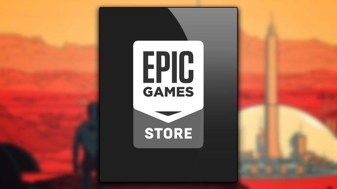 epic games store surviving mars