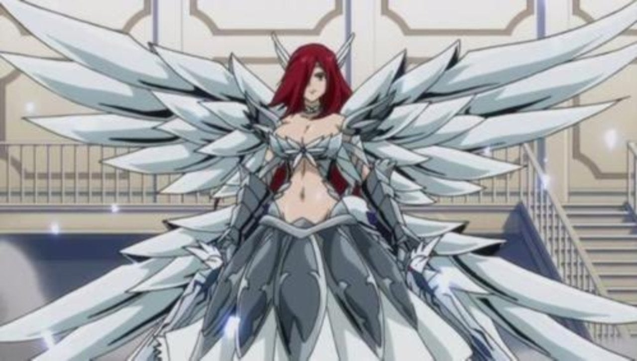 Fairy Tail Fan Goes All-Out With Armored Erza Cosplay