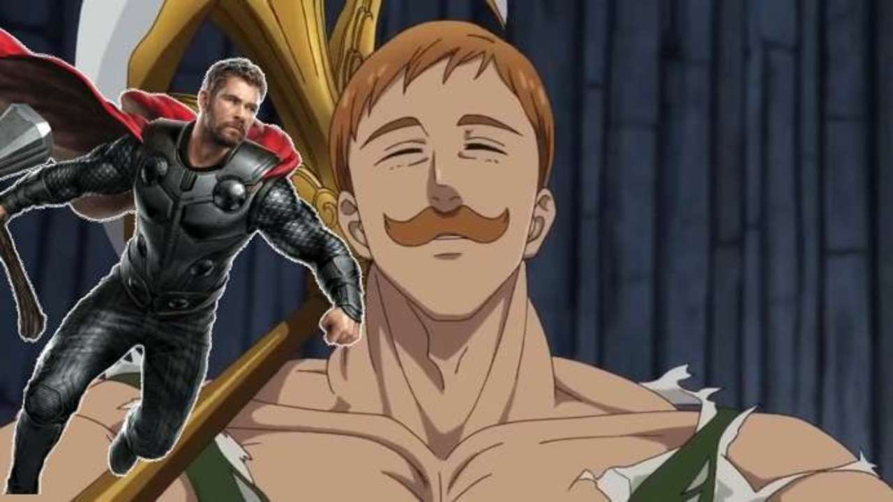 This Artwork Has Fans Debating Who'd Win Between Escanor and Thor