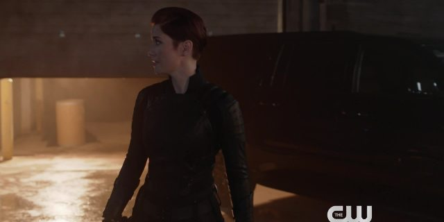 Exclusive Supergirl Clip: Midnight Sets a Trap