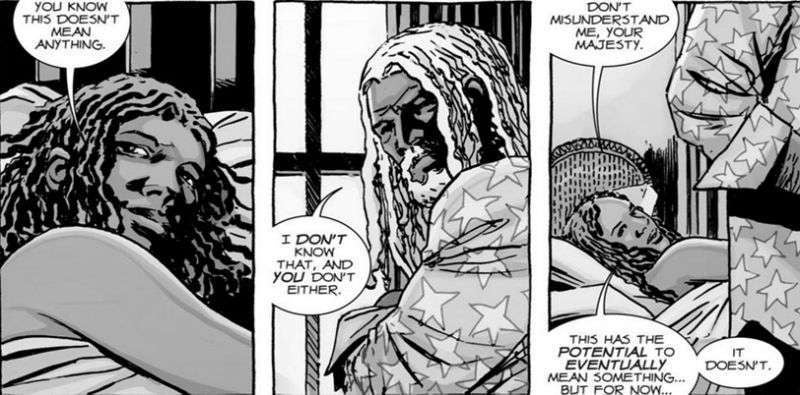 ezekiel_michonne_comic