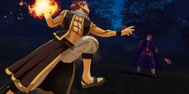 New Fairy Tail Game Details Revealed