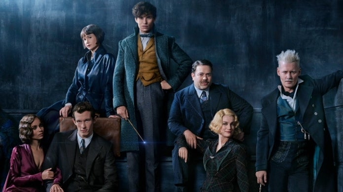 Fantastic Beasts Crimes of Grindelwald cast