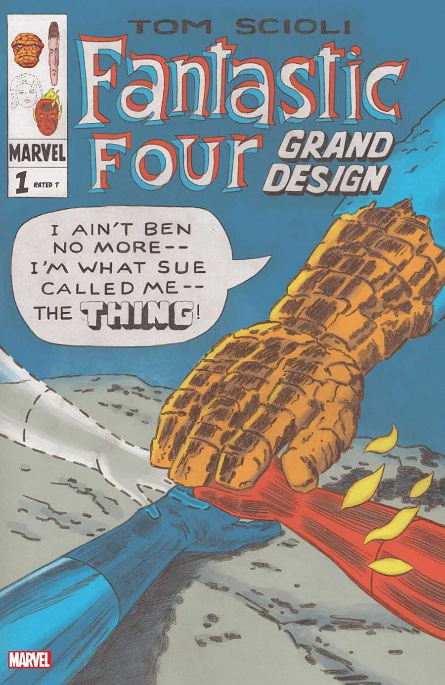 Fantastic Four Grand Deign #1