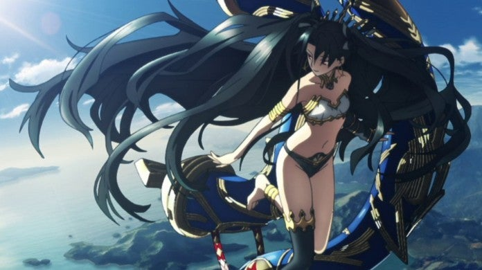 Fate Grand Order Babylonia Anime Ishtar