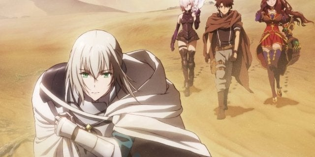 Fate/Grand Order Film Releases New Trailer, Poster