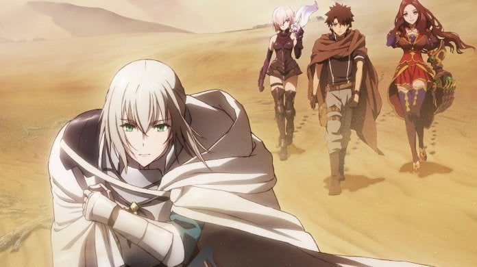 Fate Grand Order Camelot Movie Poster