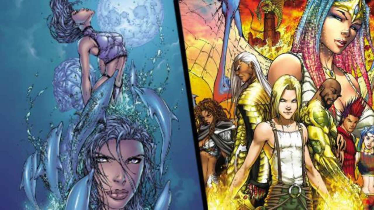 Marvel Studios Founder Launching New Shared Comic Book Movie Universe With Fathom, Soulfire Movies