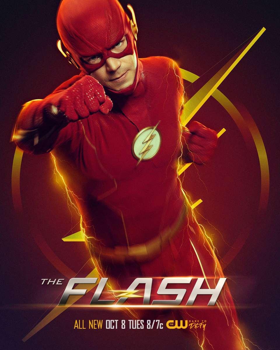 Wonderlijk The Flash: New Season 6 Poster Released FX-28