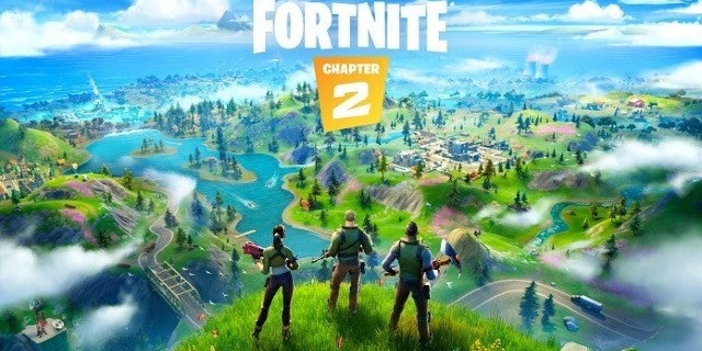 Fortnite Is Back to Its Glory Days