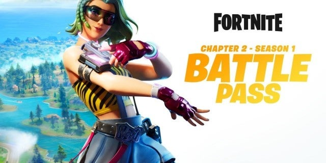 Fortnite Chapter 2 Battle Pass Officially Revealed
