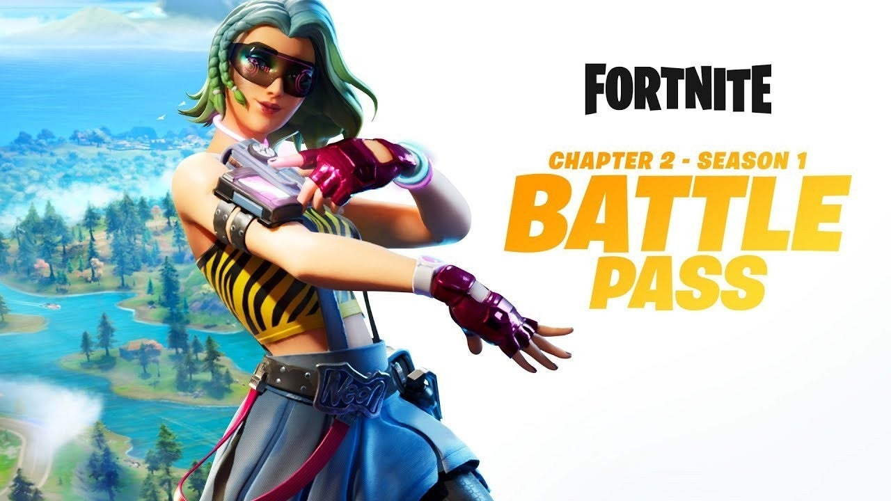 fortnite chapter 2 battle pass
