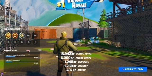 Fortnite Chapter 2 Is Totally Filled With Bots